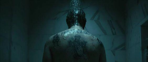 Fortis fortuna adiuvat keanu reeves en john wick for John wicks back tattoo