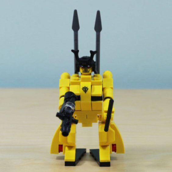 Creative Lego Compatible Building Blocks_Robot(73pcs) #ENLIGHTEN