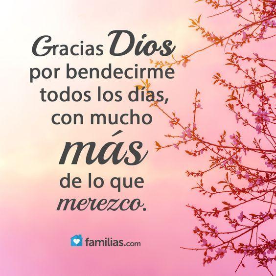 Imágenes Cristianas Frases De Amor Y Agradecimiento A Dios Agradecimiento A Dios Gracias Dios Frases Frases Agradecimiento A Dios