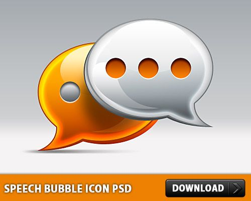 Nice Speech Bubble Icon PSD. Speech Bubble Icon Free PSD. The graphic is a 3D shiny and modern icon that can be used in your web-related projects. The download comes as an editable vector PSD file along with icon in standard sizes 256x256 128x128 and 64x64 pixels. Download the speech bubble icons and PSD file. Enjoy!  #3d #blurb #bubble #downloadpsd #File #free #freepsd #glossy #icon #icons #images #psd #resources #shiny #Sources #speech #templates #web Check more at…