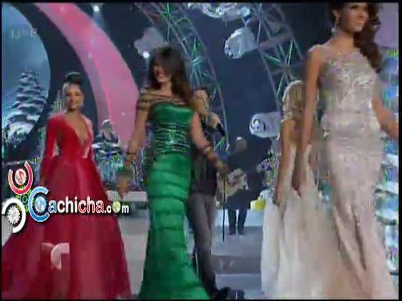 Vestidos De Gala #MissUniverso #Video - Cachicha.com