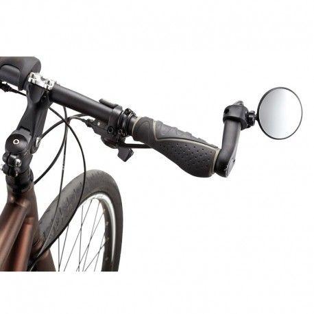 Rétroviseur avec miroir incassable pour vélo