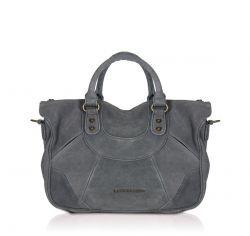Liebeskind Tasche EstherD aus Wildleder in grau
