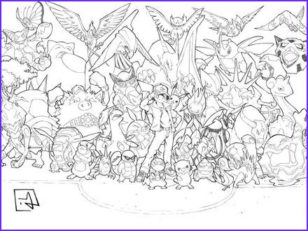 50 All Pokemon Coloring Pages Series Pokemon Colouring Pokemon Coloring Pages Pokemon Coloring Sheets Pikachu Coloring Page