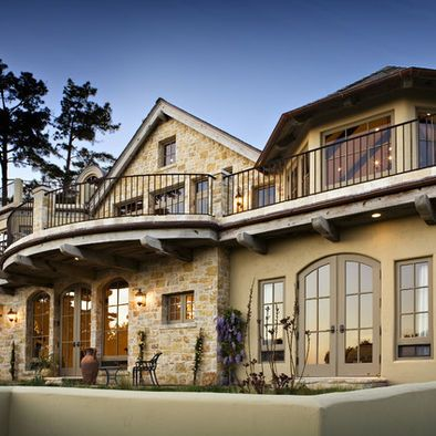 Stone And Stucco Homes Design, Pictures, Remodel, Decor and Ideas - page 3