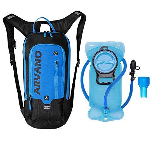 Arvano 6l Wasserdicht Radfahrender Rucksack Fahrradrucksack Mit 2l