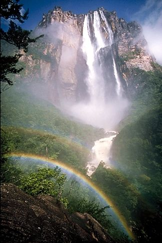 Top 15 Most Amazing Waterfalls in the World