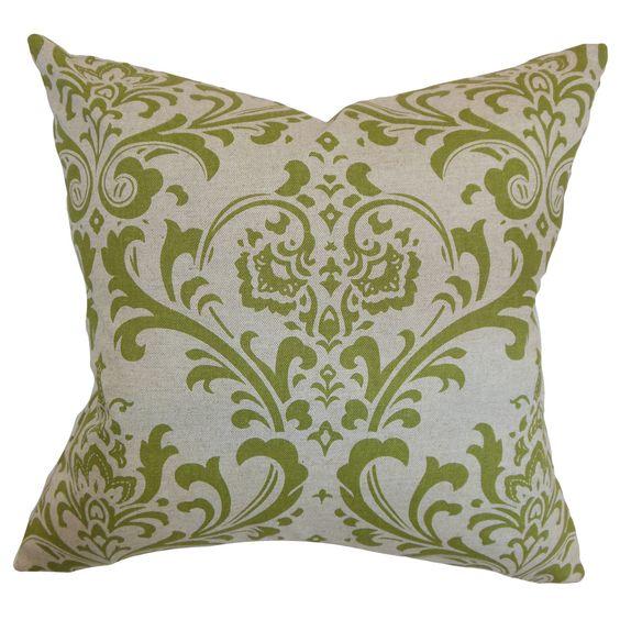 The Pillow Collection Olavarria Cotton Pillow   Wayfair
