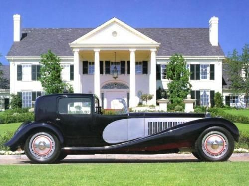 1931 bugatti royale type 41 kellner coupe general william lyon