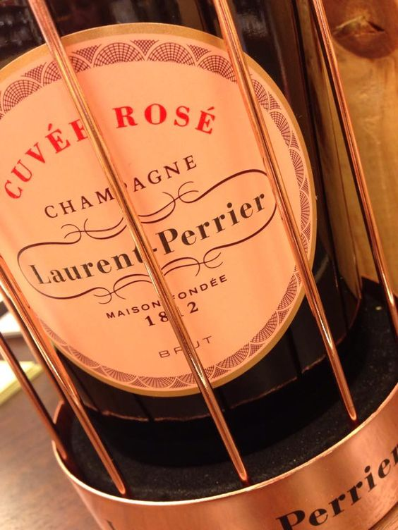 Laurent Perrier Cage Special edition