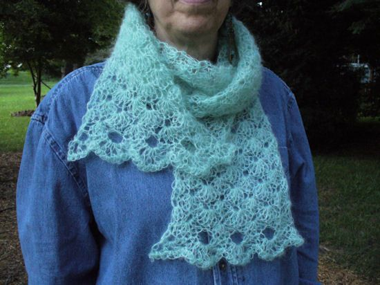 Knitting Patterns For Trendy Scarves : Spring Scarves have Sprung! The natural, Christmas gift ideas and Yarns