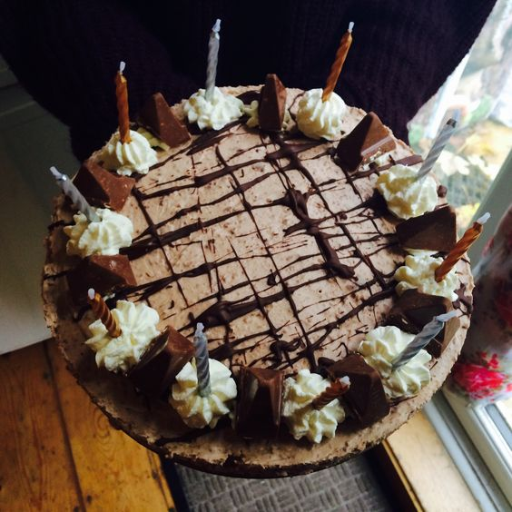So it's November and for me that means two of my nearest and dearest have their birthdays, and it has so very inconveniently worked out that they were both on the same day. It's been a …