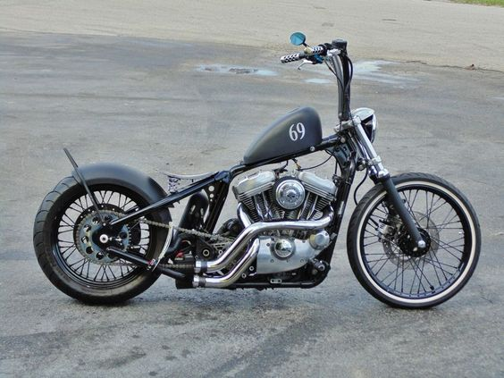 2005 Harley-Davidson Totally Tricked out Bobber Chopper Sportster