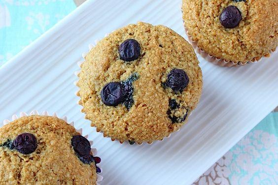 ... Deserts | Pinterest | Oat Bran Muffins, Bran Muffins and Blueberries