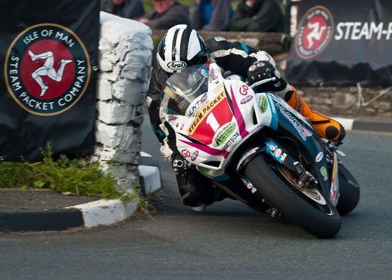 Five star performance from Isle of Man TT winner Michael Dunlop http://www.iomtt.com/News