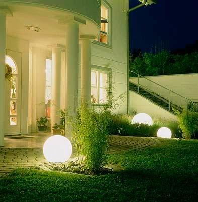 Iluminación de Jardines y Exteriores | Jardines con Alma
