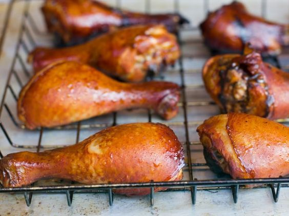 Smoked Chicken Drumsticks Smoker Recipes Chicken Smoked Chicken Smoked Pork Tenderloin
