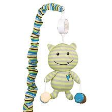 Babies R Us Monster Mobile - just in case Olivia is another wonderful little boy ;)