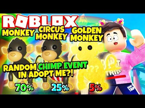 The New Monkey Update In Adopt Me Roblox Youtube In 2020 Roblox Cool Coloring Pages Adoption
