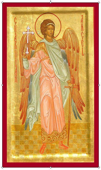 ANGELE DEI, qui custos es mei, Me tibi commissum pietate superna (Hodie, Hac nocte) illumina, custodi, rege, et guberna. Amen.