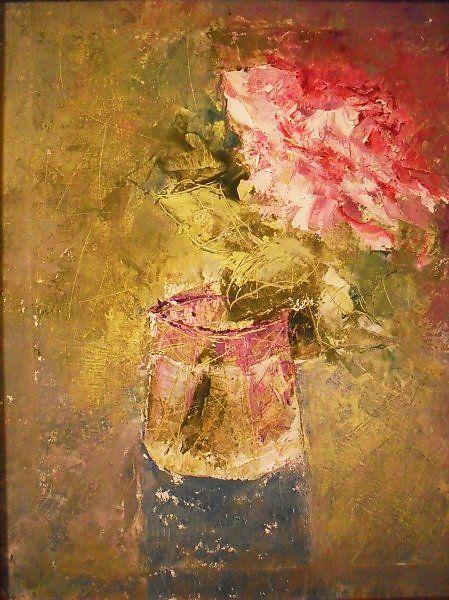 цветочек аленький - Изобразительное искусство - Масло, акрил