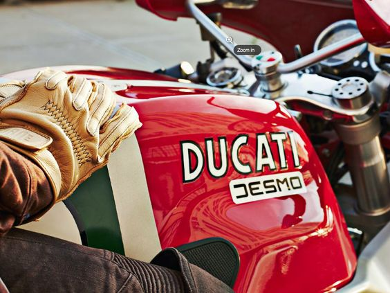 Ducati #motorcycles #caferacer #motos | caferacerpasion.com: