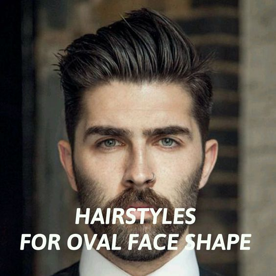 Nov 30 Mens Hairstyles For Oval Face Shape