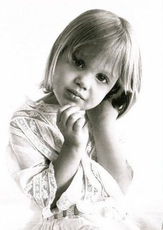 Angelina Jolie Baby Picture