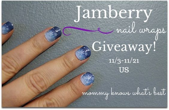 jamberry wraps review and giveaway. http://mommyknowswhatsbest.com/jamberry-nail-wraps-review-frozen/
