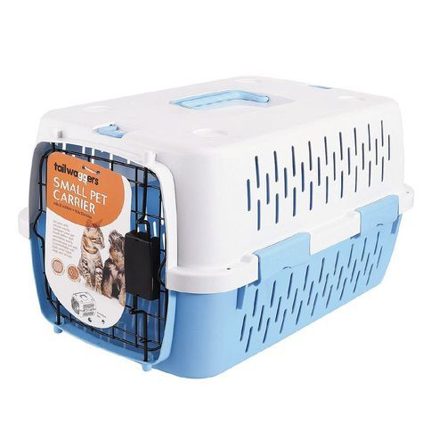 Tailwaggers Cat Carrier Large Cat Carrier Puppy Pads Small