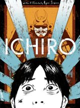 This striking, full-color graphic novel follows Ichiro as he moves from New York to Japan where a shapeshifting tanuki brings him on a fantastic adventure into the mythological world of Japanese gods.