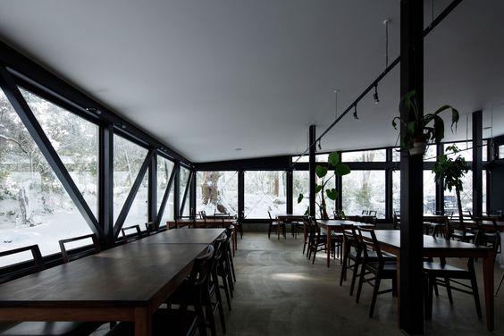 TAKUYAHOSOKAI Architects, Gemeinschaftszentrum PLATE, Foto Naomichi-Sode