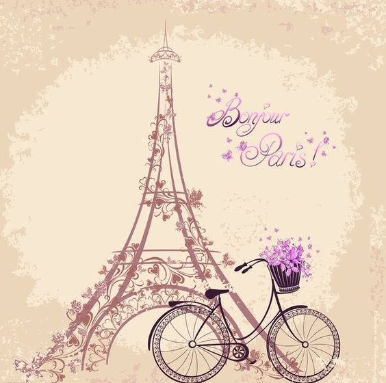Париж, Айфеловата кула: