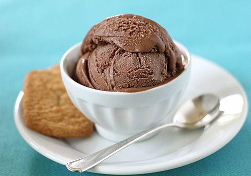Only 2 ingredients to make Nutella Ice Cream