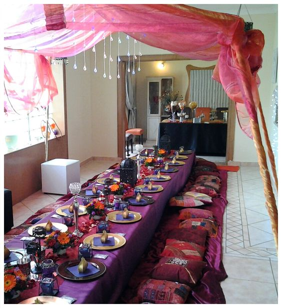 african theme party | ... Arabian Nights Theme for Kitchen ...