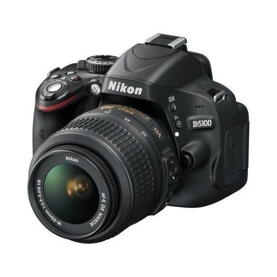 #Nikon D5100 + 18-55mm VR  Digital SLR, 16.2 Megapixel, USB, Secure Digital, SDHC, SDXC, 560 g You can get all that you want with Time and Money #Saving with #ComparePandaUK  http://www.comparepanda.co.uk/product/293507/nikon-d5100-+-18-55mm-vr