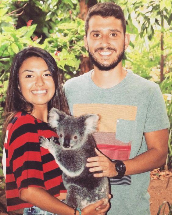 =e um  #currumbin #currumbinwildlifesanctuary #coala #koala #aussie #australia #goldcoast by lfbmagalhaees http://ift.tt/1X9mXhV