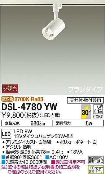 スポットライト 配光 30度 プラグタイプ