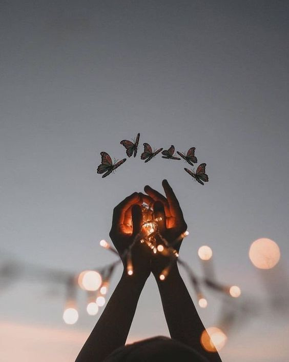 Create Your Mason Jar Fairy Lights In 5 Minutes Creative Photography Photography Wallpaper Beautiful Wallpapers