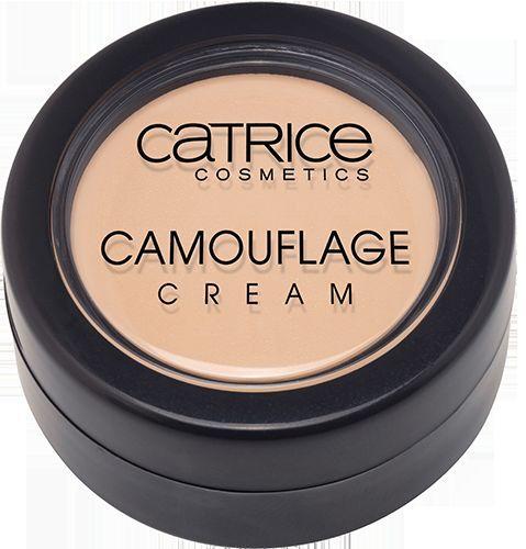 Catrice Camouflage Cream = MAC Studio Fix Concealer dupe #MUADupeDay
