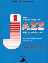Ein neuer Weg zur Jazz Improvisation (Book & CD)