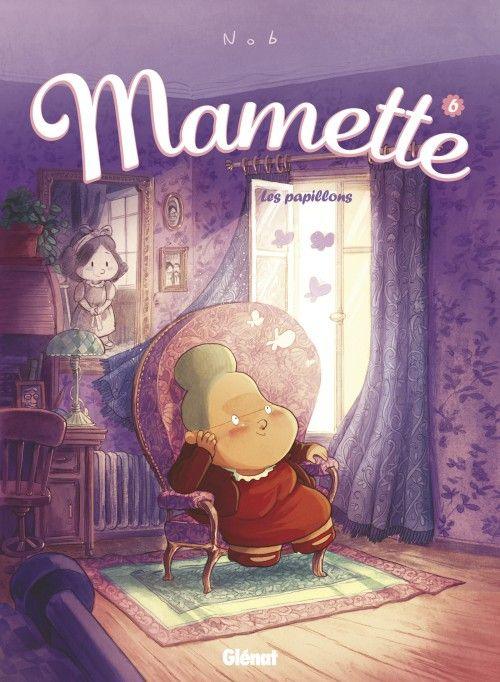 Mamette tome 6 de Nob