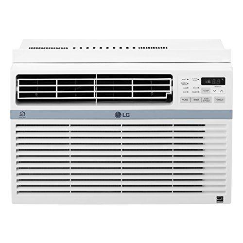 Lg Lw1016er 10 000 Btu 115v Window Mounted Air Conditione Https Www Amazon Com Dp B01d3fom Window Air Conditioner Air Conditioner Portable Air Conditioner