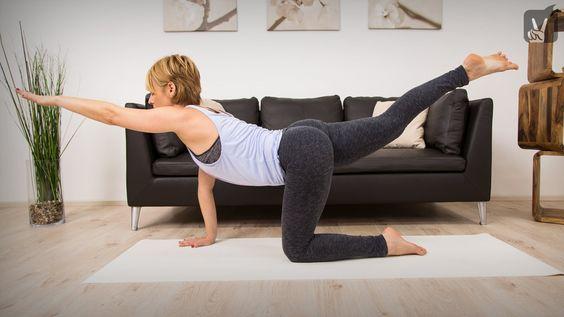 Bodega: Yoga Training für jede Stufe