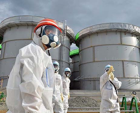 NRA head signals massive release of tainted water to help decommission Fukushima site - AJW by The Asahi Shimbun