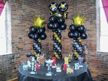 Candy Buffet for my daughters sweet 16