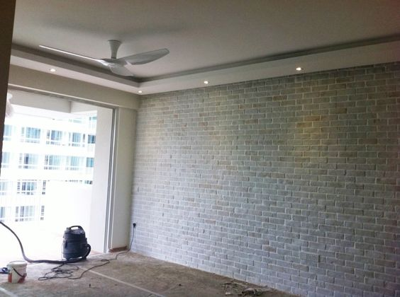 Stucco wall singapore interior google search interior - Interior stucco wall designs ...