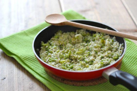 Lekker bijgerecht: Broccolirijst