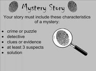 Whats a good mystery story to write about