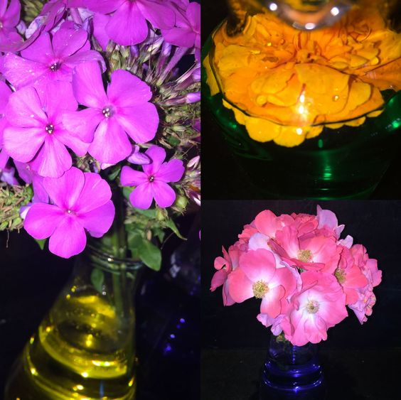 Get creative with your flowers!